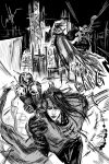 Vincent Valentine vs Bahamut by Caelpher by CaelpHer