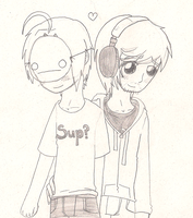 Bro Day Everyday~ by ChibiPewdie