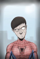 Angry Spidey by Day2Die