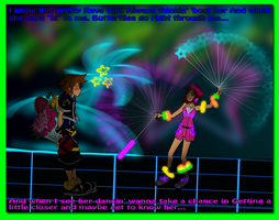 Pretty Rave Kairi by KnoxOneBack