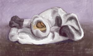 Snail in a Sock by TheQuietWriter
