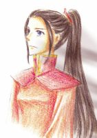 FireLadyLarania: Fire Nation by snowp