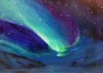 Northern Lights by Deniigi-Studios