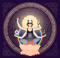 Prepare your Chakras by Arianod