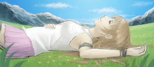 [ANIMATED] Summer day by xaetic