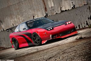 Nissan 200sx by Fonty-Designs