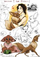 because I love Eevee by Fukari