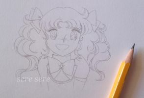Candy St Paul School sketch by seresere