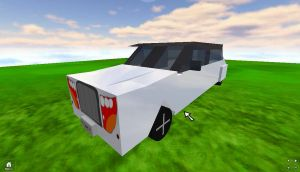 BULL cars and trucks: BIG DADDY (ROBLOX) by Hyperwave9000