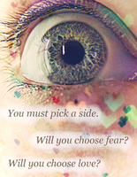 You Must Pick A Side by lyssagal
