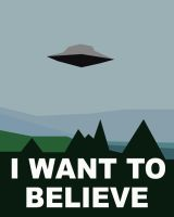 I Want To Believe by billpyle