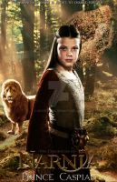 Narnia Character Poster: Lucy by Archer-AMS