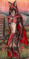Red Assassin by Specter1099
