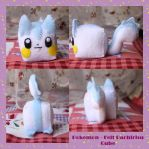 Nell's Pachirisu Cube (Sold) by TheStarKeepers