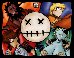 New Friends by jmatchead