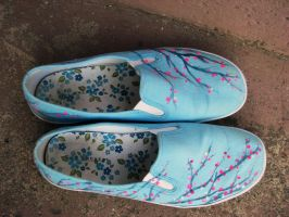 my slip ons by olivera-miletic