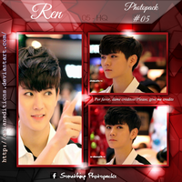 +REN | Photopack #05 by AsianEditions