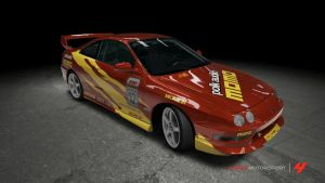 Acura Integra Type-R - The Fast and the Furious by OutcastOne