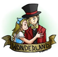 Wonderland by yii