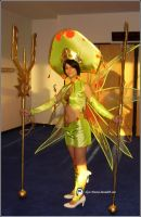 Asianim 2009 - Trinity Blood by Elyan-Dreams