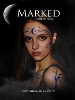 ZOEY MARKED HOUSE OF NIGHT by zvunche