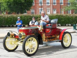 Steaming the Stanley Steamer by rlkitterman