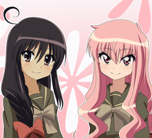 Shana And Louise by KurumiErika