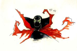 Spawn [dedo8] by aberrentideals
