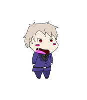 Chibi Prussia by Sapcoat