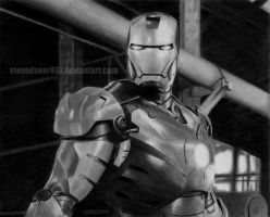 Iron man by stonedsour887