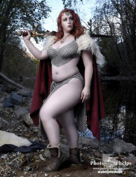 Red Sonja - A new journey by AnnaMarxModeling