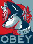 OBEY Oxy T-shirt Design :CE: by Swift-The-Kitty