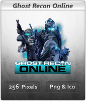 Ghost Recon Online - Icon by Crussong