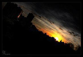 ...shine in the darkness... by gaszel