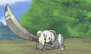 Sesshomaru Puppy by Miiroku