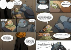 TMNT DR: Pages 21-22 by Samantai