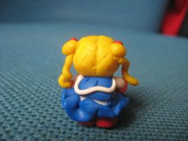 Chibi Sailor Moon: her back by SelloCreations