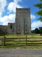 Norman Keep by photodash