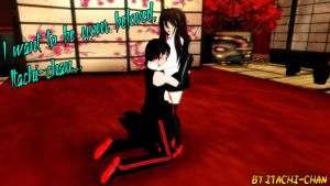 I want to be your beloved, Itachi-chan... by Gokumi