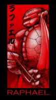 Rapheal Immortal by scribblesartist