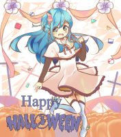 Happy Halloween by Himechui