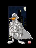 DW as Moon Knight by thesometimers