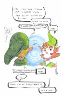 The misadventures of Link - 6 by Anorya
