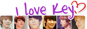 I love Key by KyuBel