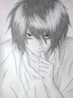 L Lawliet by RSTFrame1595
