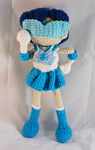 Sailor Mercury With Removable Visor by MoonWhing