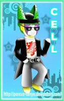 Cool Cell by Pascua-Tanya