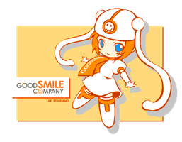 Good Smile Company - fanart by Ninamo-chan