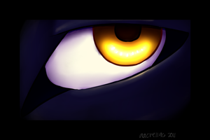 eye by aacrell