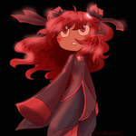 Heather- color palette Burnt Strawberry by HezuNeutral